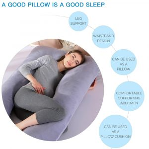 U-shaped Large Pregnancy Pillows